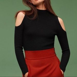 Wilfred Cut out Shoulder top